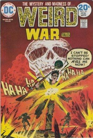 Weird War Tales # 22 Issues V1 (1971 - 1983)