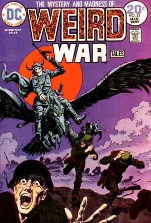 Weird War Tales # 23 Issues V1 (1971 - 1983)