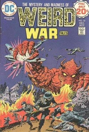Weird War Tales # 32 Issues V1 (1971 - 1983)