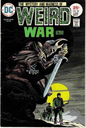 Weird War Tales # 38 Issues V1 (1971 - 1983)