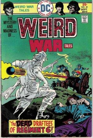 Weird War Tales 41