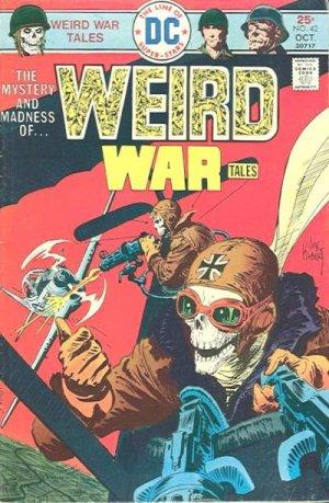 Weird War Tales # 42 Issues V1 (1971 - 1983)