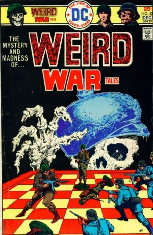 Weird War Tales # 43 Issues V1 (1971 - 1983)