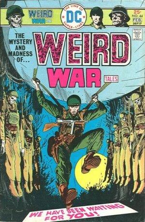 Weird War Tales # 44 Issues V1 (1971 - 1983)