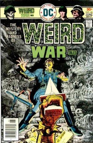 Weird War Tales # 46 Issues V1 (1971 - 1983)