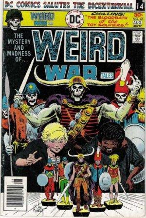 Weird War Tales # 47 Issues V1 (1971 - 1983)