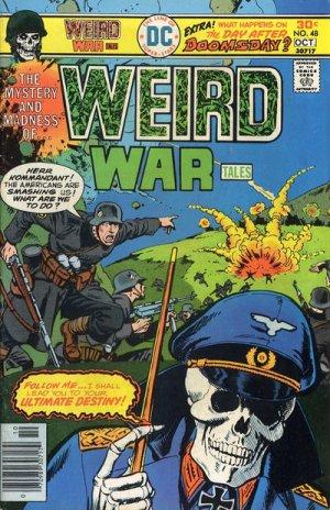 Weird War Tales # 48 Issues V1 (1971 - 1983)