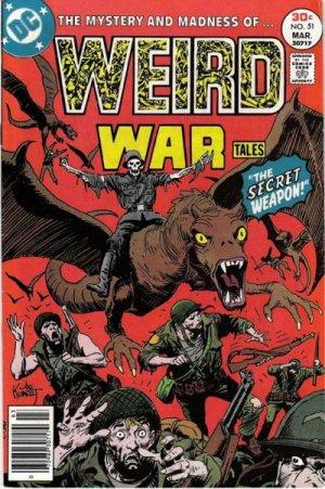 Weird War Tales # 51 Issues V1 (1971 - 1983)