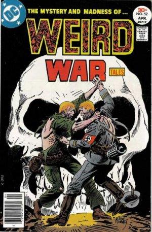 Weird War Tales # 52 Issues V1 (1971 - 1983)