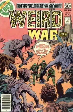 Weird War Tales # 69 Issues V1 (1971 - 1983)