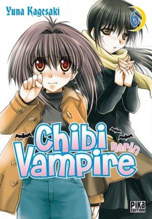 Chibi Vampire - Karin T.6
