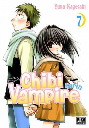 Chibi Vampire - Karin T.7