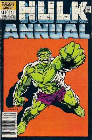 The Incredible Hulk # 12 Issues V1 - Annuals (1976 - 1997)
