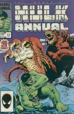 The Incredible Hulk # 13 Issues V1 - Annuals (1976 - 1997)