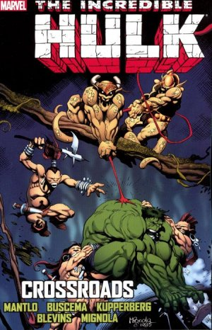 The Incredible Hulk # 3 TPB Softcover - Issues V1 (Run de Bill Mantlo)