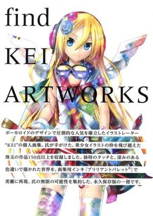 find - KEI ARTWORKS- édition Simple