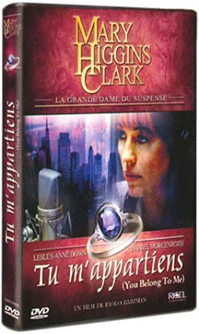Mary Higgins Clark : Tu m'appartiens édition Simple