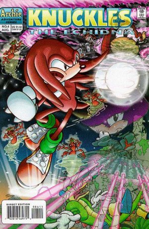 Knuckles The Echidna édition Issues