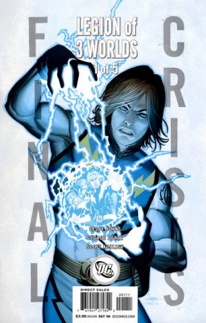 Final Crisis - Legion of Three Worlds 1 - Book One