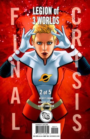 Final Crisis - Legion of Three Worlds # 2 Issues