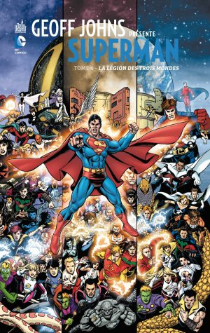Final Crisis - Legion of Three Worlds # 4 TPB Hardcover (cartonnée)