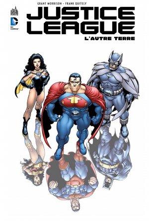 JLA - Terre 2 édition TPB hardcover (cartonnée)