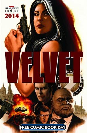 Free Comic Book Day 2014 - Velvet 1