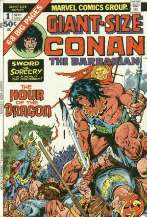 Giant-Size Conan édition Issues
