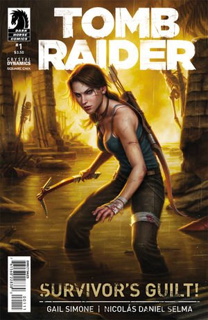 Lara Croft - Tomb Raider édition Issues V2 (2014 - 2015)