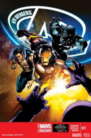 New Avengers 17 - A Perfect World II