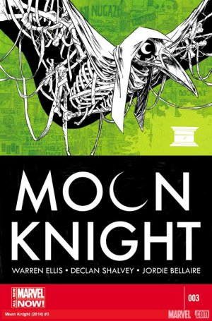 Moon Knight # 3 Issues V7 (2014 - 2015)