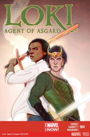 Loki - Agent d'Asgard # 4 Issues (2014 - 2015)