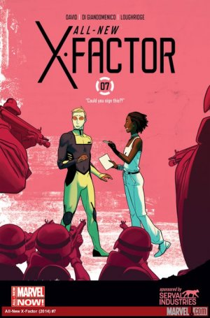 All-New X-Factor 7