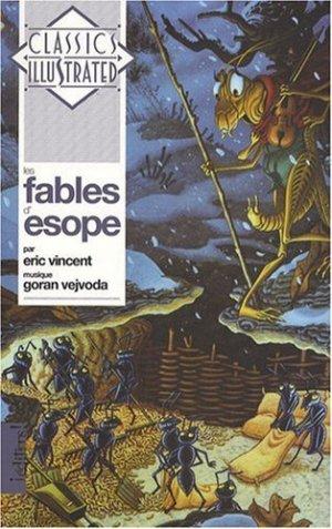 Les fables d'Esope édition Simple