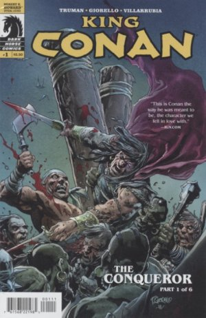 King Conan - The Conqueror édition Issues