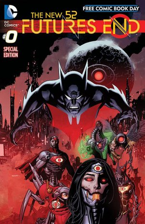 Futures End # 0 Issues