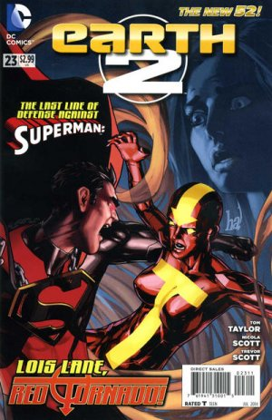 Earth Two # 23 Issues V1 (2012 - 2015)