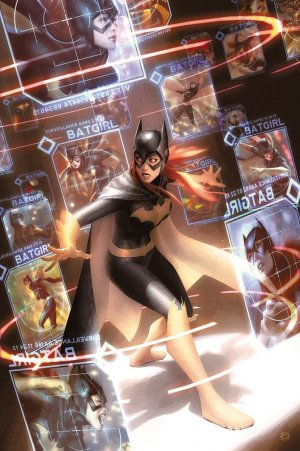 Batgirl # 31 Issues V4 (2011 - 2016) - The New 52