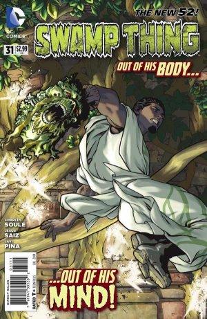 La Créature du Marais # 31 Issues V5 (2011 - 2015)
