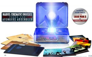 Marvel Cinematic Universe : Phase One – Avengers Assembled édition Collector