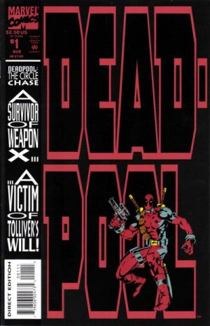 Deadpool - The Circle Chase # 1 Issues