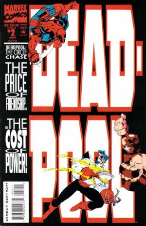 Deadpool - The Circle Chase # 2 Issues