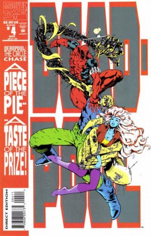 Deadpool - The Circle Chase # 4 Issues
