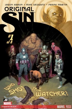 Original Sin # 1 Issues (2014)