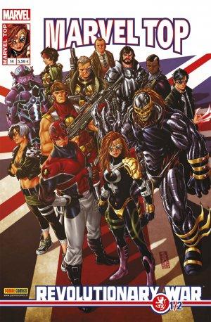 Marvel Top 14
