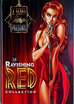 The Ravishing Red Collection édition TPB hardcover (cartonnée)