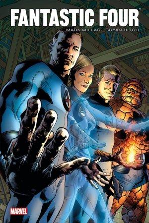 Fantastic Four par Millar & Hitch édition TPB hardcover (cartonnée)