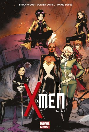 X-Men édition TPB HC - Marvel NOW! - Issues V3 (2014 - 2016)