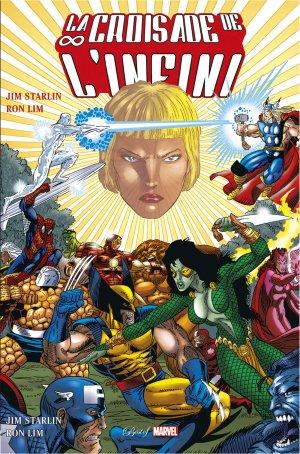 La Croisade de l'Infini édition TPB Hardcover - Best Of Marvel