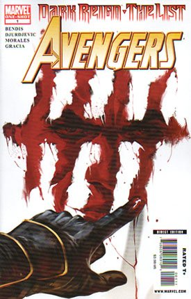 Dark Reign - The List - Avengers édition Issues